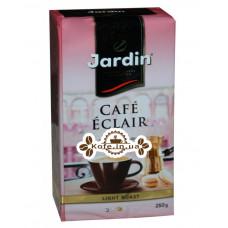 Кофе Jardin Gourmet Cafe Eclair 100% Arabica молотый 250 г (4823096805450)