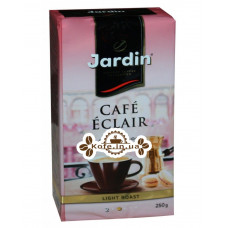 Кава Jardin Gourmet Cafe Eclair 100% Arabica мелена 250 г (4823096805450)