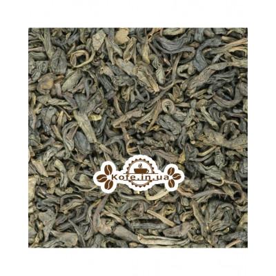 Зелений з женьшенем зелений ароматизований чай Чайна Країна