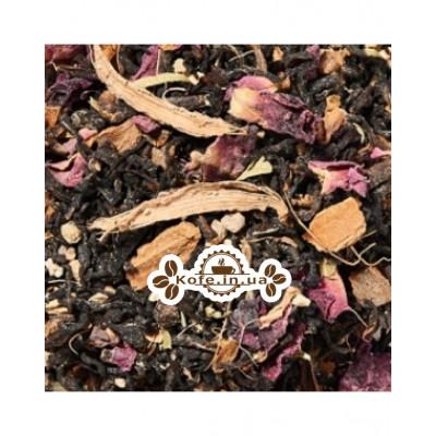 Йога Чай черный ароматизированный чай Чайна Країна