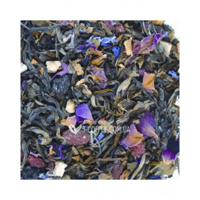 Чарівниця зелений ароматизований чай Світ чаю