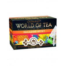 Наглый Фрукт фруктовый чай Світ чаю 20 х 5 г