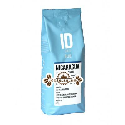 Кава JJ DARBOVEN ID BLUE NICARAGUA зернова 250 г
