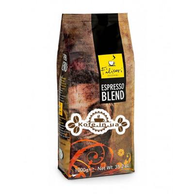 Кава Filicori Zecchini Espresso Blend 1кг зернова