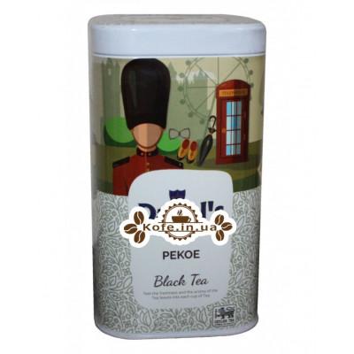 Чай Daniel's PEKOE Black Tea 100 г ж/б (4796017690506)