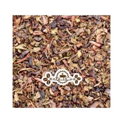Марокканская Мята зеленый ароматизированный чай Країна Чаювання 100 г ф/п