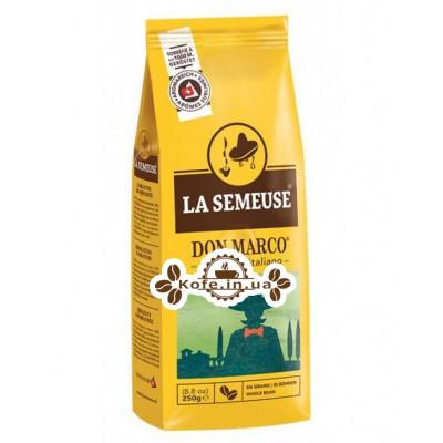 Кава La Semeuse Don Marco зернова 250 г (7610244100461)