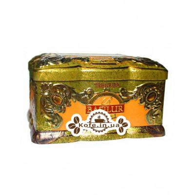 Чай BASILUR Amber Янтар - Скринька 100 г ж / б (4792252917811)