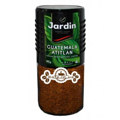 Кофе Jardin Guatemala Atitlan растворимый 95 г (4823096803654)