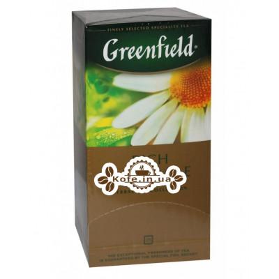 Чай Greenfield Rich Camomile Багата Ромашка 25 х 1,5 г (4820022865540)