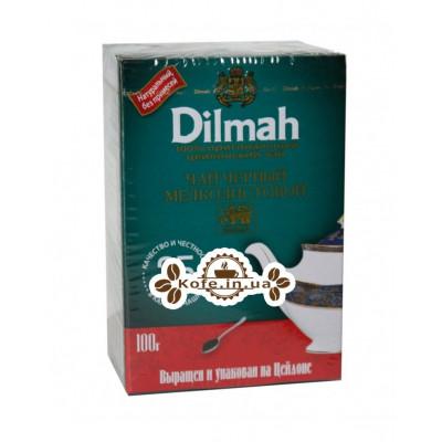 Чай Dilmah черный мелколистовой 100 г