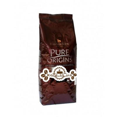 Кофе JJ DARBOVEN Pure Origins Colombia Supremo зерновой 500 г