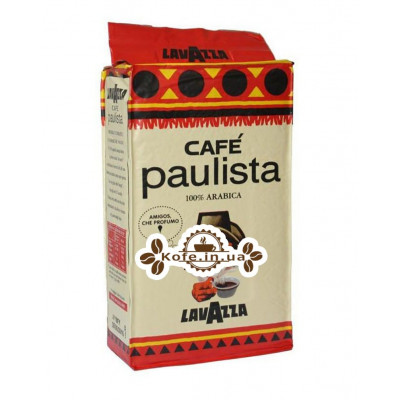 Кава Lavazza Cafe Paulista мелена 250 г