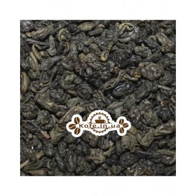 Зелений Порох Екстра зелений класичний чай Османтус