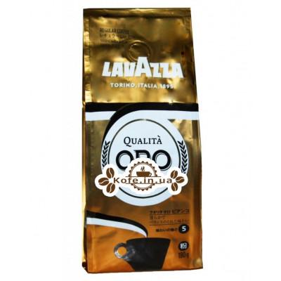 Кава Lavazza Qualita Oro Bianco мелена 180 г (8000070019127)