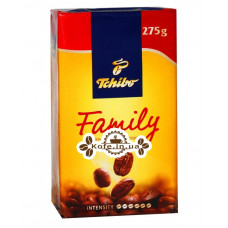 Кофе Tchibo Family молотый 275 г (4046234298550)