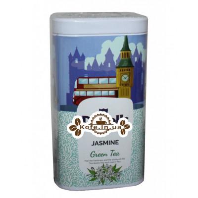 Чай Daniel's Jasmin Green Tea 100 г ж / б (4796017690599)