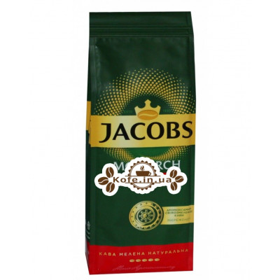 Кофе Jacobs Monarch Intense молотый 225 г (8714599101957)