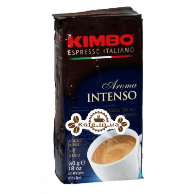 Кава KIMBO Aroma Intenso мелена 250 г (8002200601119)