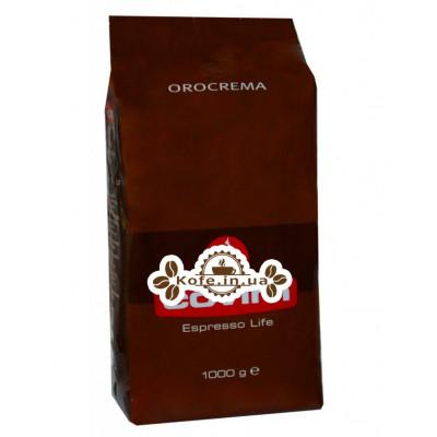 Кава COVIM Orocrema зернова 1 кг (8011952200150)