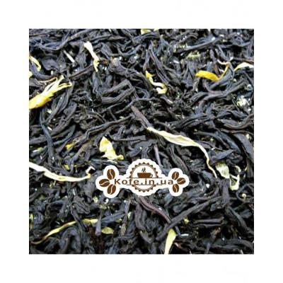 Золотий Марігольд чорний ароматизований чай Чайна Країна