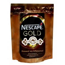 Кава Nescafe Gold цільнозернова розчинна 120 г економ. пак. (7613035524811)