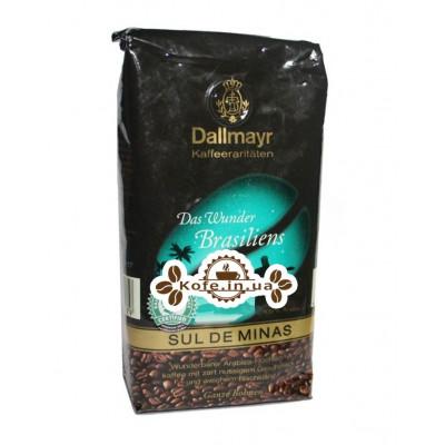 Кофе Dallmayr Sul De Minas Das Wunder Brasiliens зерновой 250 г