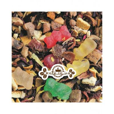 Ведмедик Пух фруктовий чай Світ чаю