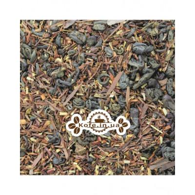 Заряд Бадьорості трав'яний чай Світ чаю
