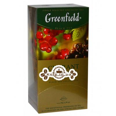 Чай Greenfield Currant Mint Смородина Мята 25 х 1,5 г (4823096804958)