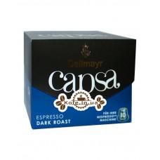 Кофе Dallmayr Nespresso Capsa Espresso Dark Roast в капсулах 10 х 5,6 г (4008167010906)
