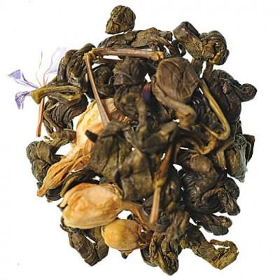 Зелений Равлик з ароматом молока (чай зелений) 100 г.