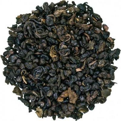 Зеленый с ароматом соу-сеп (чай зеленый) 100 г.