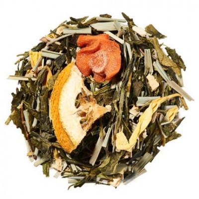 Імбир Лимонграсс (Чай зелений) 100 г.