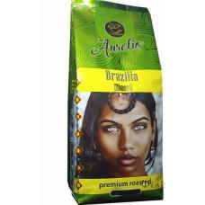 Кава зернова - Ауреліо Бразилія 453 г