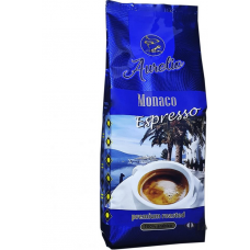 Кава в зернах - Ауреліо Монако (Еспрессо) 453 г