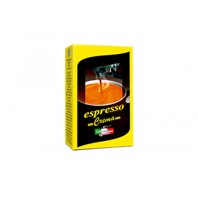 Арабика кофе - Espresso Crema (кофе молотый) 250 г