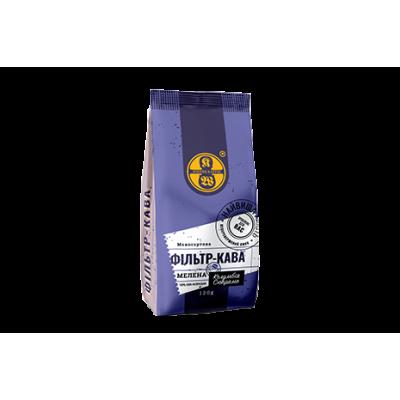 Арабика кофе молотый - Моносортовый Колумбия Супремо 120 г