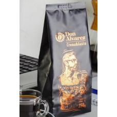 Don Alvarez Crema & Gusto (молотый кофе) 250 г
