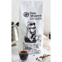Дон Альварес Кава Еспресо (зернова кава) 1000 г