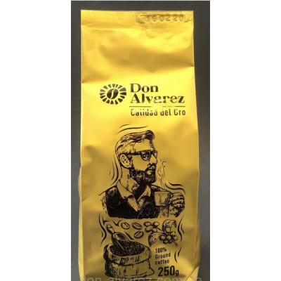 Don Alvarez Calidad del Oro (молотый кофе) 250 г