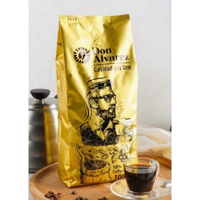 Don Alvarez Calidad del Oro (зерновой кофе) 1000 г