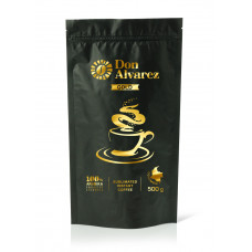 Don Alvarez Gold, (кофе растворимый) 500 г