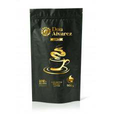 Don Alvarez Gold, (Кава розчинна) 500 г