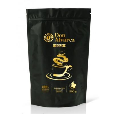 Don Alvarez Gold (кофе растворимый) 70 г