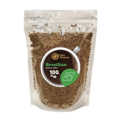 Кофе Brazilian (кофе растворимый) 100 г