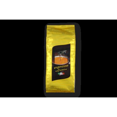 Эспрессо кремовый - Espresso Crema (смесь арабики в зернах) 1000 г