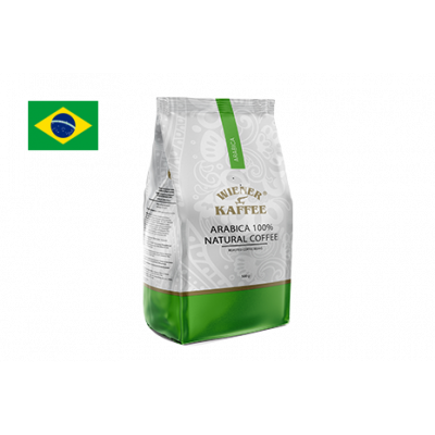 Кава Арабіка Бразилія Бурбон (кава в зерні) 500 г