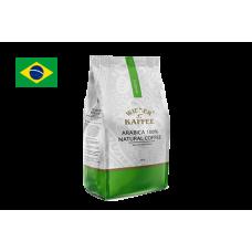 Кава Арабіка Бразилія без кофеїну (зернова кава) 500 г