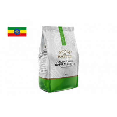 Кава Арабіка Ефіопія Сидамо (зернова кава) 500 г
